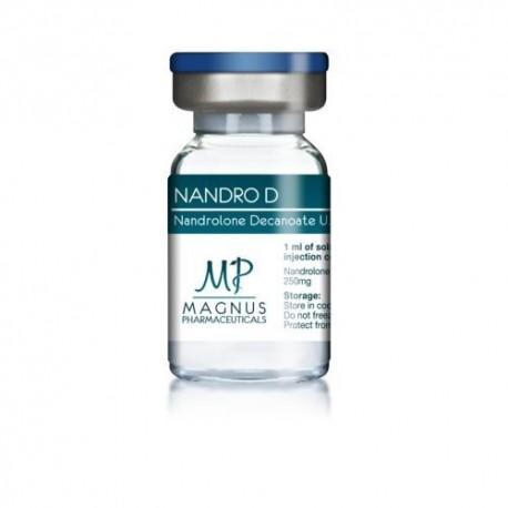 Nandrolone decanoate U.S.P. 250mg - Magnus
