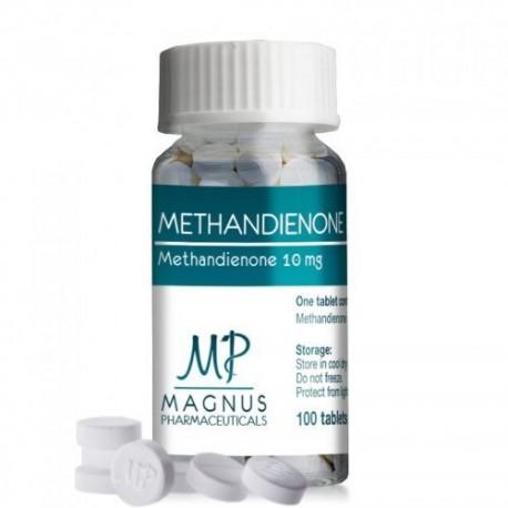 Methandienone 10mg - Magnus
