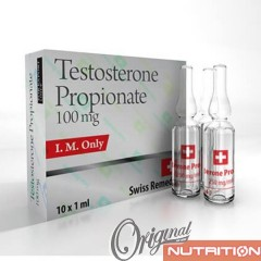Testosterone Propionate 100mg Swiss Remedies