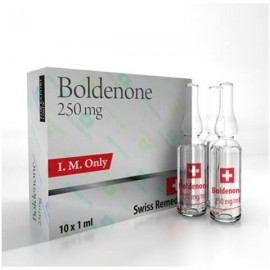 Boldenone 250mg Swiss Remedies