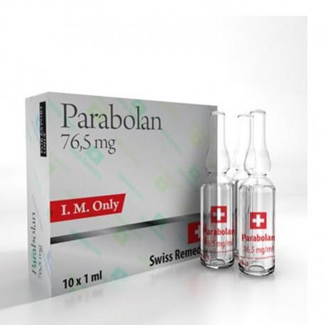 Parabolan Trenbolone 76,5mg Swiss Remedies