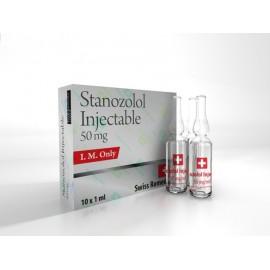 Stanozolol Injection Swiss Remedies