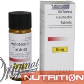 Halotestin Tablets Genesis 50 tabs [5mg/tab]