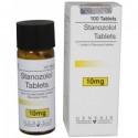Stanozolol Tablets Genesis (10 mg/tab) 100 tabs