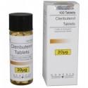 Clenbuterol Tablets Genesis (0,02 mg/tab) 100 tabs