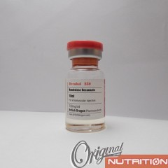 Decabol 250 British Dragon (250 mg/ml) 10 ml