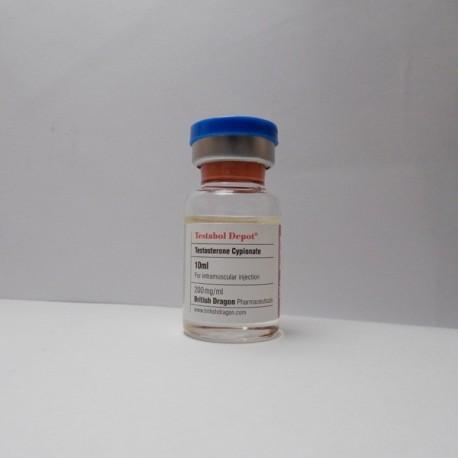 Testabol Depot British Dragon (200 mg/ml) 10 ml