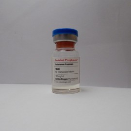 Testabol Propionate British Dragon (100 mg/ml) 10 ml