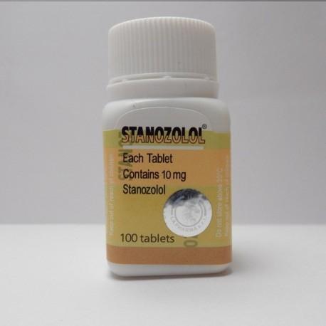 Stanozolol LA Pharma (10 mg/tab) 100 tabs