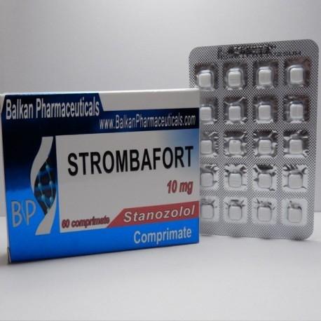 Strombafort Balkan Pharma (10 mg/tab) 60 tabs