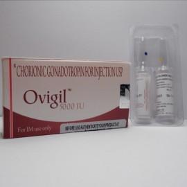 HCG Ovigil Sanzyme (1x5000 IU)