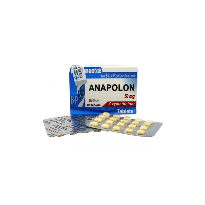 Buy Anapolon Oxymetholone Balkan Pharma online   ORIGINAL